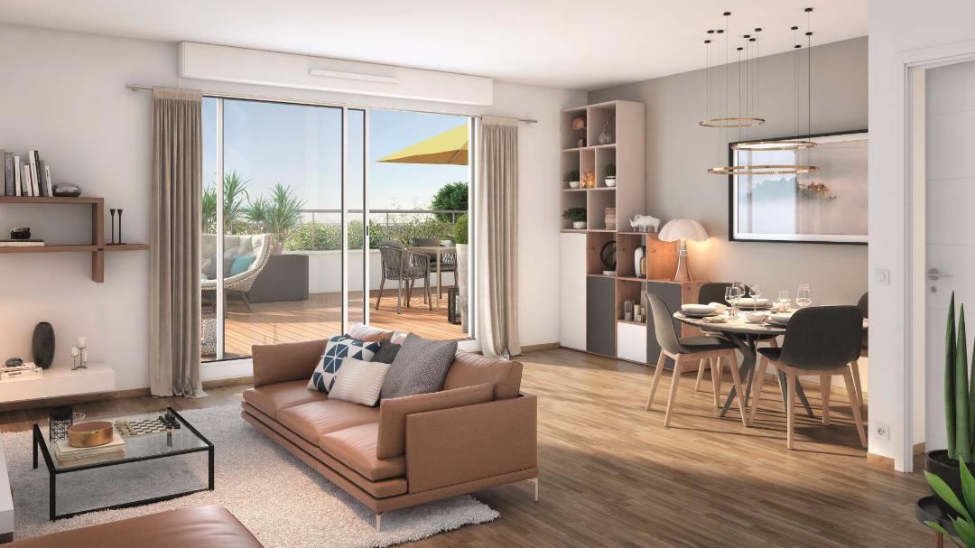 Greencity Immobilier - Villa Alexia - Toulouse - 31000 - intérieur