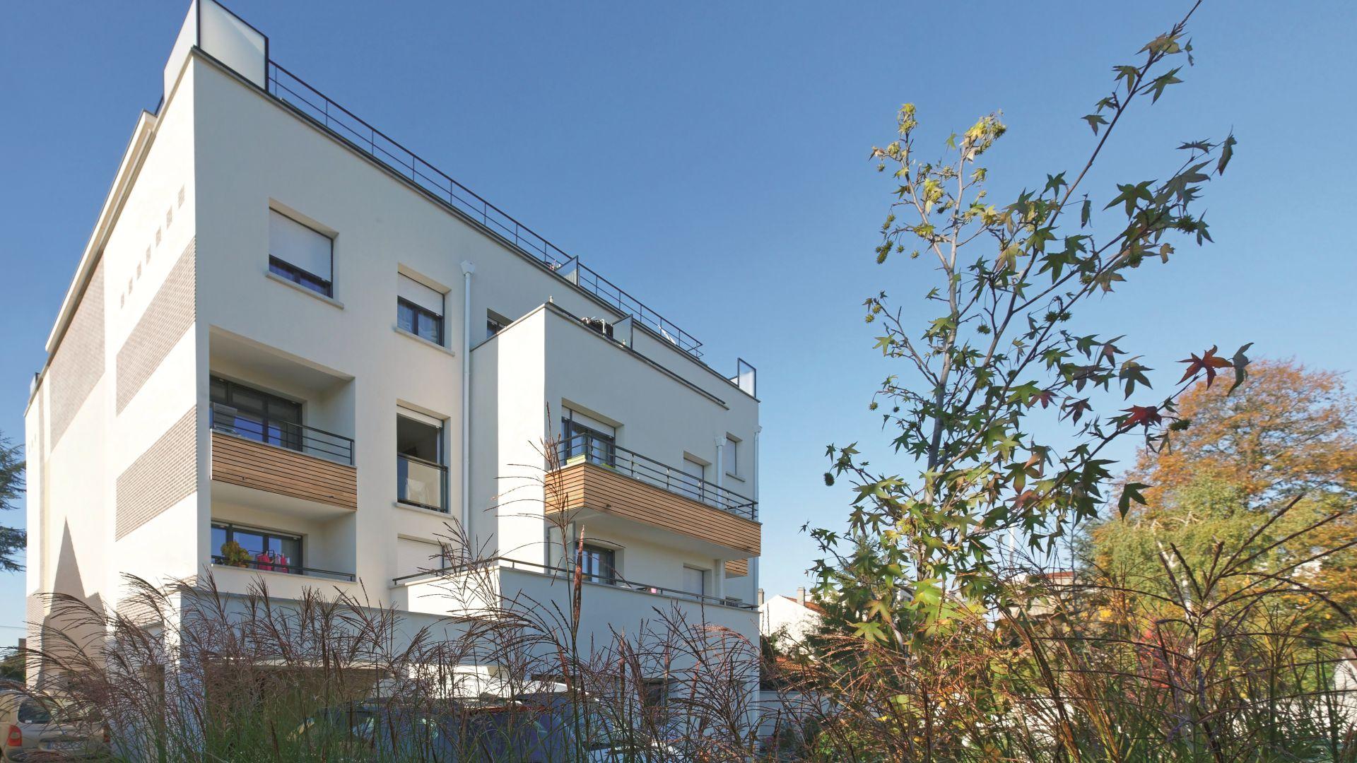 Greencity Immobilier - Résidence Villa Concorde - Le Blanc Mesnil - 93150